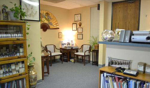 Acupuncturist Dr. Gao Office